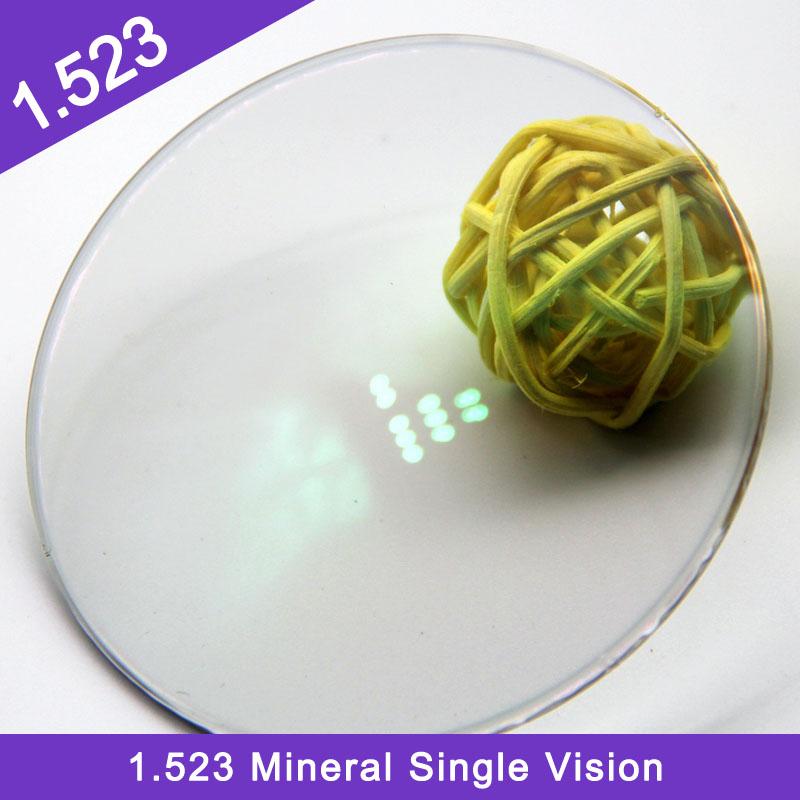 الصين مصنع الجملة 1.523 عدسة بصرية معدنية أحادية الرؤية