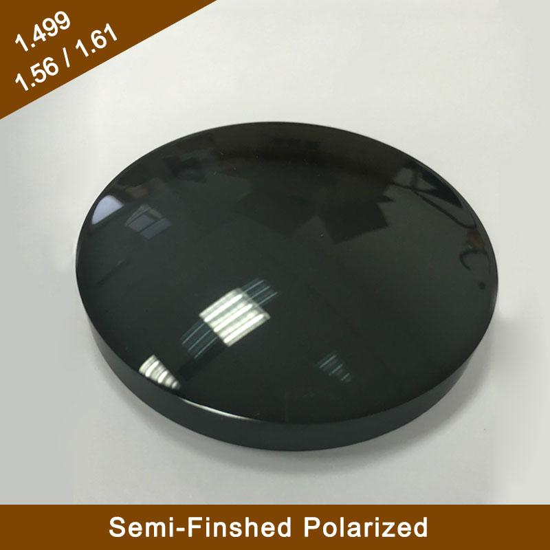 China factory Wholesale 1.499 Single Vision Semi-Finished Polarized Optical Lens