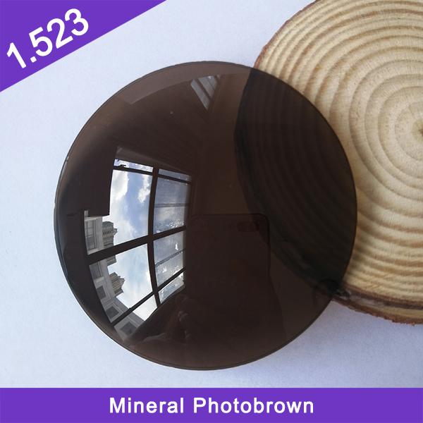 1.523 عدسات بصرية بنية معدنية