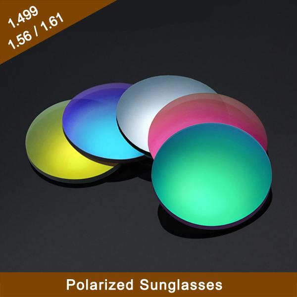 Stock good price fashion Polarized HMC Sunglasses Optical Lenses