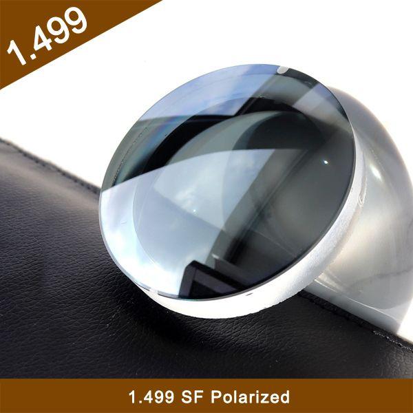 Wholesale Semi-Finished 1.499 Polarized Optical lenses