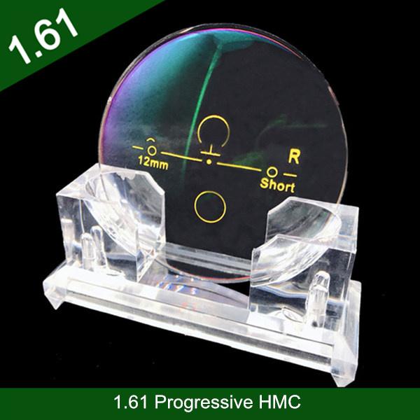 卸売1.61樹脂プラスチックプログレッシブHMCクロスボウデザインコリドー光学アイレンズ